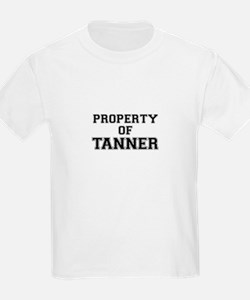 Property of TANNER T-Shirt