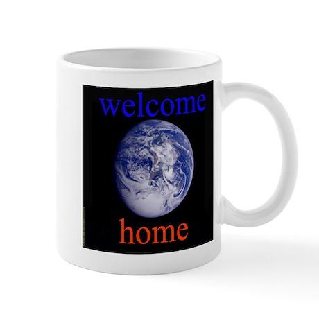 338.welcome home Mug