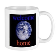 338.welcome home Coffee Mug