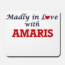 Madly in Love with Amaris Mousepad