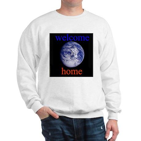 338.welcome home Sweatshirt