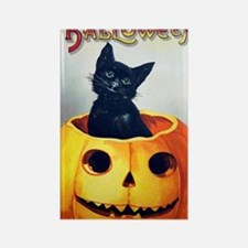 Cute All hallows Rectangle Magnet