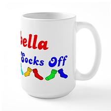 Arabella Rocks Socks (B) Mug