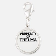 Property of THELMA Charms