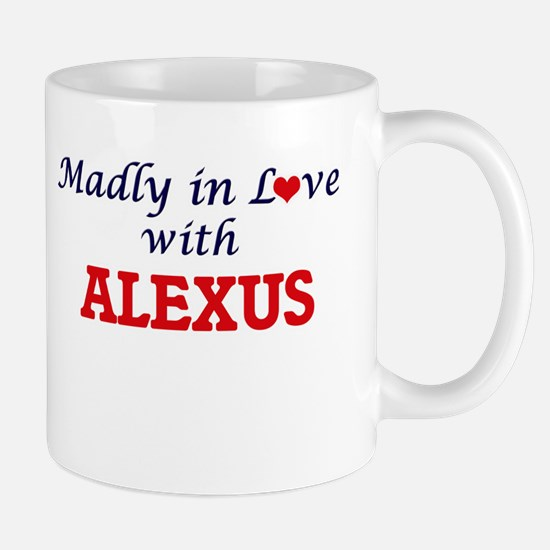 Madly in Love with Alexus Mugs
