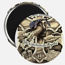 Tupac Memorial Magnet