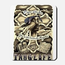 Tupac Memorial Mousepad