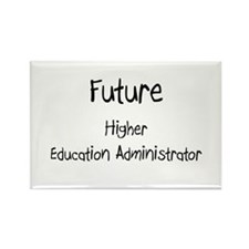 Future Higher Education Administrator Rectangle Ma