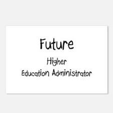 Future Higher Education Administrator Postcards (P