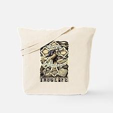 Tupac Memorial Tote Bag