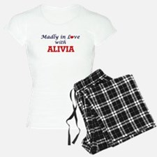 Madly in Love with Alivia Pajamas