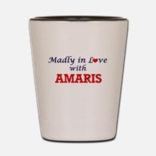 Madly in Love with Amaris Shot Glass