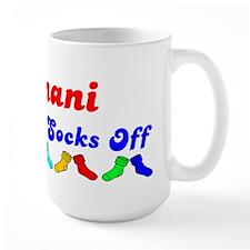 Armani Rocks Socks (B) Mug