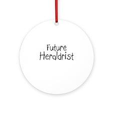 Future Heraldrist Ornament (Round)