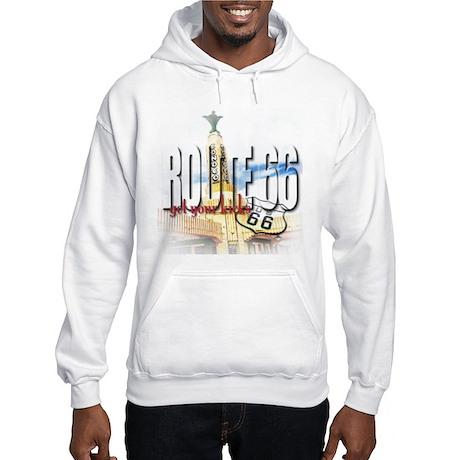 route 66 Hooded Sweatshirt