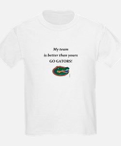 UF Fan Slogan T-Shirt