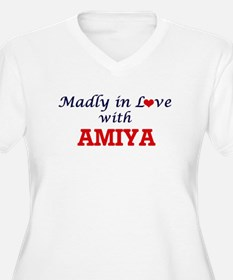 Madly in Love with Amiya Plus Size T-Shirt