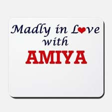 Madly in Love with Amiya Mousepad