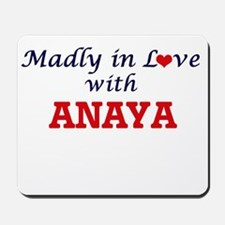 Madly in Love with Anaya Mousepad