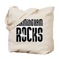 Birmingham Rocks Tote Bag