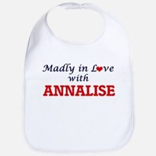 Madly in Love with Annalise Bib