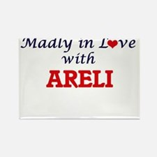 Madly in Love with Areli Magnets