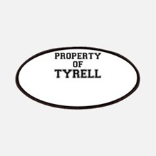 Property of TYRELL Patch