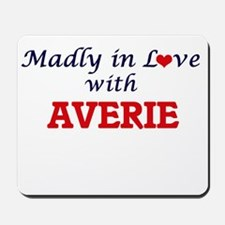 Madly in Love with Averie Mousepad
