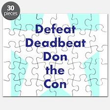 Defeat Deadbeat Don the Con Puzzle