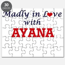 Madly in Love with Ayana Puzzle