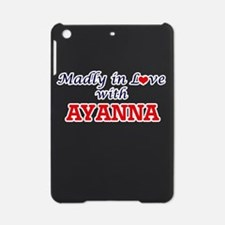 Madly in Love with Ayanna iPad Mini Case