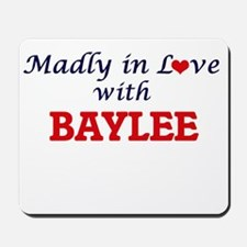 Madly in Love with Baylee Mousepad
