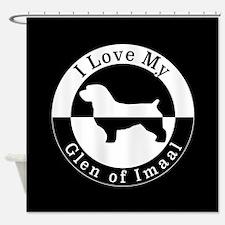 Glen of Imaal Shower Curtain