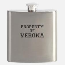 Property of VERONA Flask
