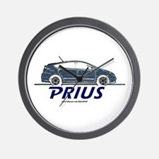 Timely ! PRIUS OWNER Gift Clock. Time for a Drive!