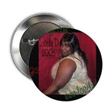 """Lovely D 2.25"""" Button (100 pack)"""