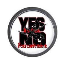 Yes It's Fast - No You Can't Wall Clock