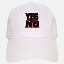 Yes It's Fast - No You Can't Baseball Baseball Cap