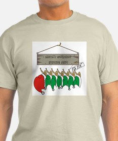 Santa's Workshop T-Shirt