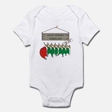 Santa's Workshop Infant Bodysuit