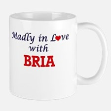 Madly in Love with Bria Mugs