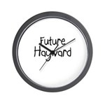 Future Hayward Wall Clock