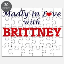 Madly in Love with Brittney Puzzle