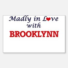 Madly in Love with Brooklynn Decal