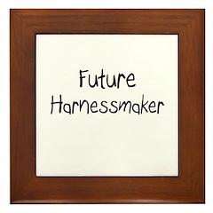 Future Harnessmaker Framed Tile