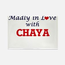 Madly in Love with Chaya Magnets