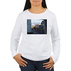 Pantiles, Kent, Sunset T-Shirt