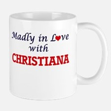 Madly in Love with Christiana Mugs