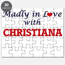 Madly in Love with Christiana Puzzle