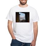 Sunset, Tunbridge Wells White T-Shirt